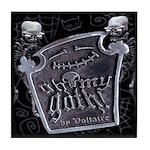Oh My Goth! Coaster