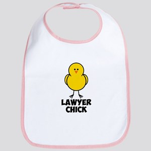 Lawyer Chick Bib
