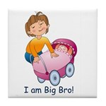 Big Bro Tile Coaster