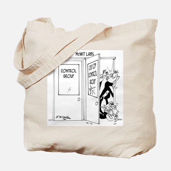 Out of Control Group Tote Bag