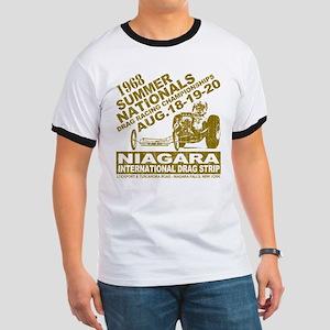 Niagara Drag Strip Ringer T
