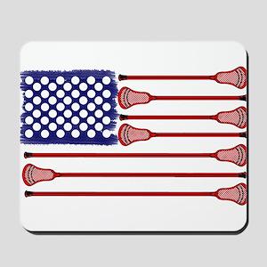 Lacrosse AmericasGame Mousepad