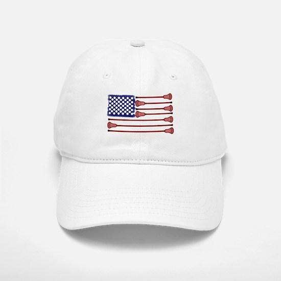 Lacrosse AmericasGame Baseball Baseball Cap