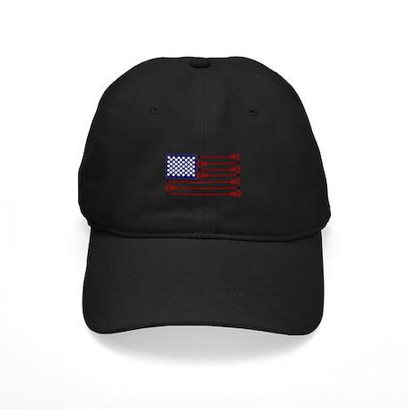 Lacrosse AmericasGame Black Cap
