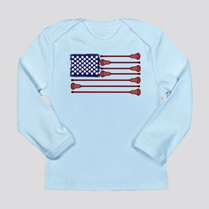 Lacrosse AmericasGame Long Sleeve Infant T-Shirt