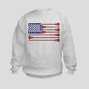 Lacrosse AmericasGame Kids Sweatshirt