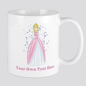 Princess. Custom Text. Mug