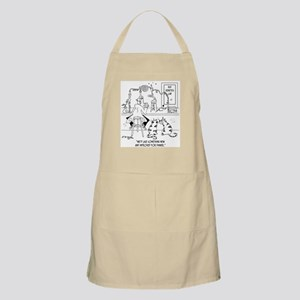 New & Improved Cat Food Apron