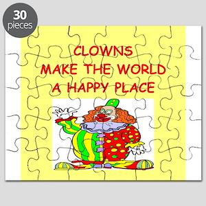 clowns Puzzle