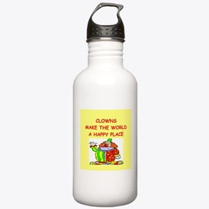 clowns Stainless Water Bottle 1.0L