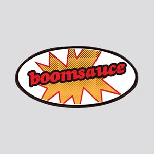 Boomsauce - Explosion Patches