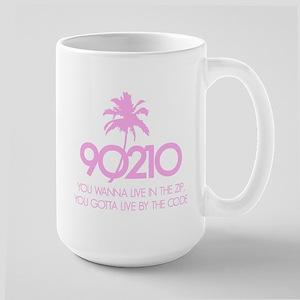 90210 Large Mug