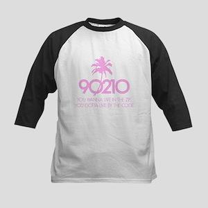 90210 Kids Baseball Jersey