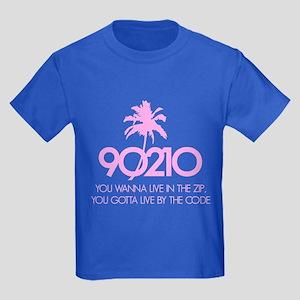 90210 Kids Dark T-Shirt