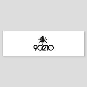 90210 Sticker (Bumper)