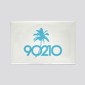 90210 Rectangle Magnet