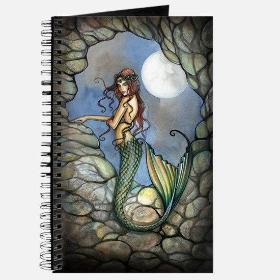 Mermaid in Hidden Cavern Journal