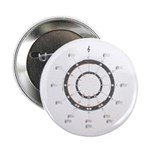 """Circle of Fifths 2.25"""" Button (100 pack)"""