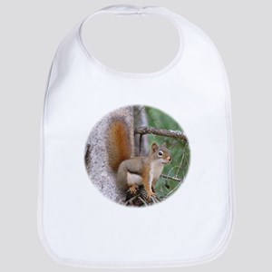 Red Squirrel II Bib