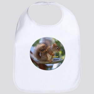 Red Squirrel I Bib