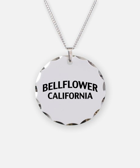 Bellflower California Necklace