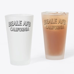 Beale AFB California Drinking Glass