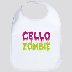 Cello Zombie Bib