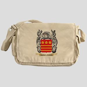 Ahmelmann Family Crest - Ahmelmann C Messenger Bag