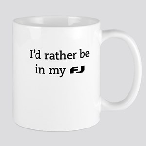 I'd rather be in my FJ Mug