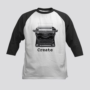 Createtypewriter Baseball Jersey