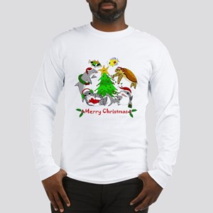 Christmas 2011 Long Sleeve T-Shirt