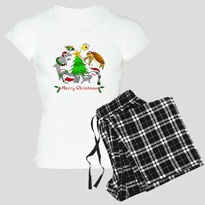 Christmas 2011 Women's Light Pajamas