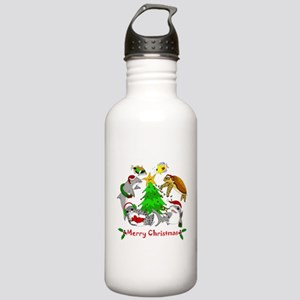 Christmas 2011 Stainless Water Bottle 1.0L