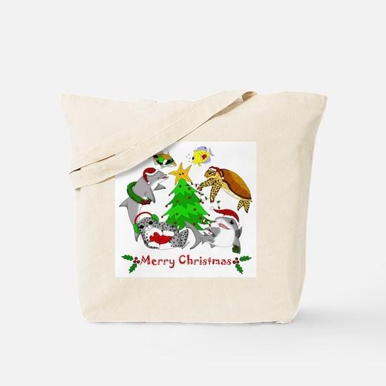 Christmas 2011 Tote Bag