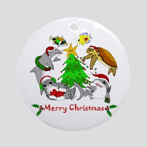 Christmas 2011 Ornament (Round)