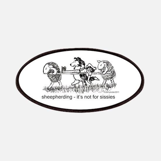 Sheepherding Sissies/Sheltie Patches