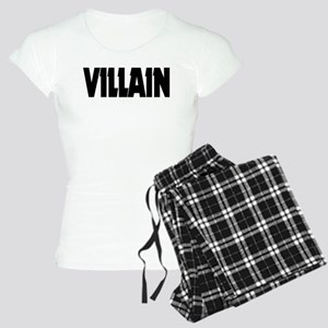 Villain Women's Light Pajamas