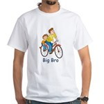 Brothers White T-Shirt