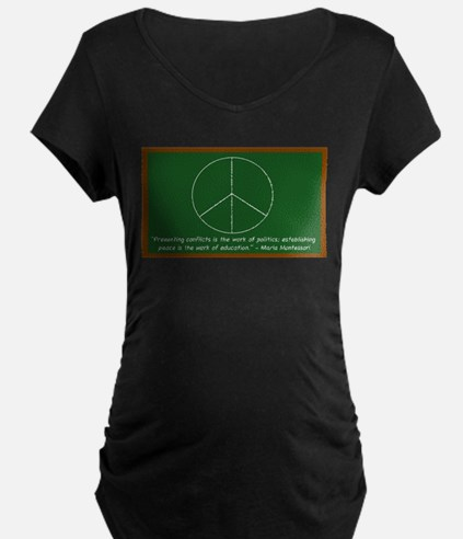 Montessori Peace T-Shirt