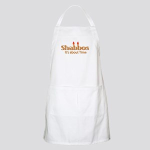Shabbos It's About Time BBQ Apron