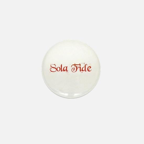 Cute Religion beliefs Mini Button