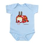 Xmas PeRoPuuu Infant Bodysuit