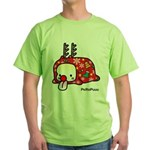 Xmas PeRoPuuu Green T-Shirt