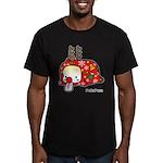 Xmas PeRoPuuu Men's Fitted T-Shirt (dark)