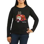 Xmas PeRoPuuu Women's Long Sleeve Dark T-Shirt