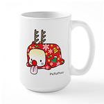 Xmas PeRoPuuu Large Mug