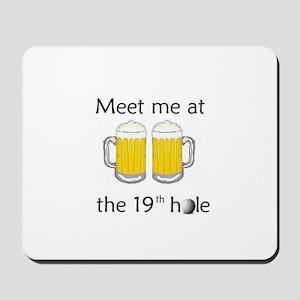 19th Hole Mousepad