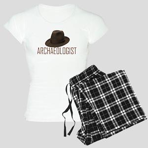 Archaeologist Women's Light Pajamas