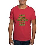 Linux: Sliced bread Dark T-Shirt