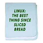 Linux: Sliced bread baby blanket